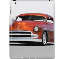 1951 Chevrolet Custom Coupe iPad Case/Skin