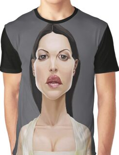 Celebrity Sunday - Monica Bellucci Graphic T-Shirt