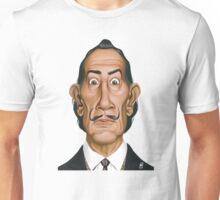 Celebrity Sunday - Salvador Dali Unisex T-Shirt