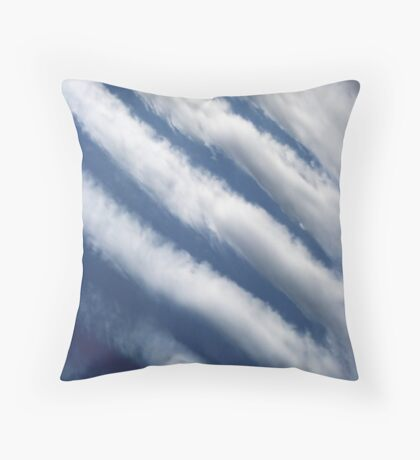 SKYLINES 1 Throw Pillow