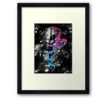 Dancing with the Stars Framed Print