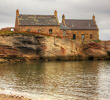 Cottages at Cove Harbour by Tom Gomez