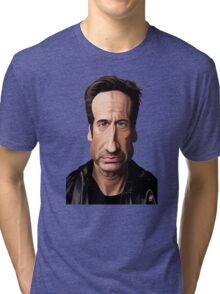 Celebrity Sunday - David Duchovny Tri-blend T-Shirt