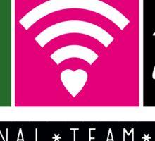 Original Team Arrow Sticker