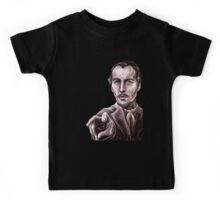 Christopher Lee - The Devil Rides Out Kids Tee