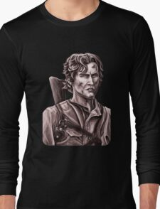 Bruce Campbell - Army of Darkness Long Sleeve T-Shirt