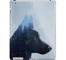 Double Exposure: Canon - Portrait iPad Case/Skin