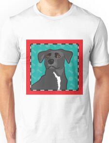 Mixed Breed Cartoon Unisex T-Shirt