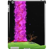 Night of the meteor 2 iPad Case/Skin
