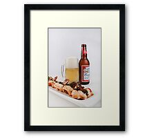 Lets Party  Framed Print