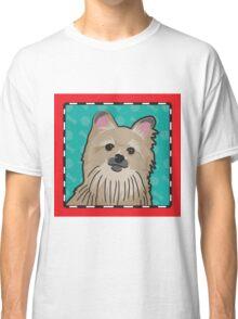 Pomeranian Cartoon Classic T-Shirt