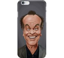 Celebrity Sunday - Jack Nicholson iPhone Case/Skin