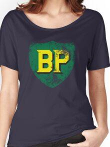 Vintage British Petroleum emblem Women's Relaxed Fit T-Shirt