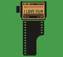 I love film v.2 by panaromic
