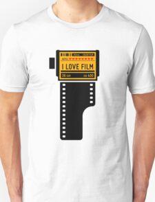I love film v.2 Unisex T-Shirt