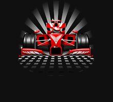 Formula 1 Red Race Car T-Shirt