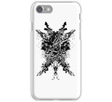 Abstract no. 7 iPhone Case/Skin