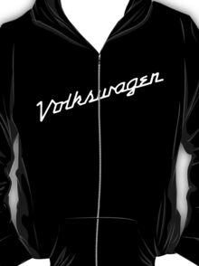 Classic VW hood script lettering T-Shirt