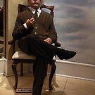 Figura de Cera..................................................Albert Einstein. by cieloverde