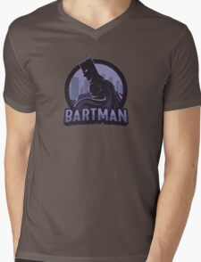 Springfield's Hero Mens V-Neck T-Shirt