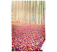 Scent of Autumn Poster