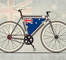 I love My Bike and Australia by Andy Scullion