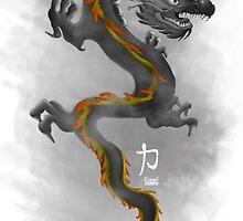 Dragon by beneto