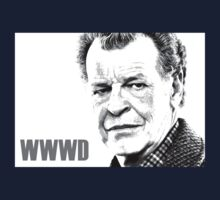 What Would Walter Do Kids Tee