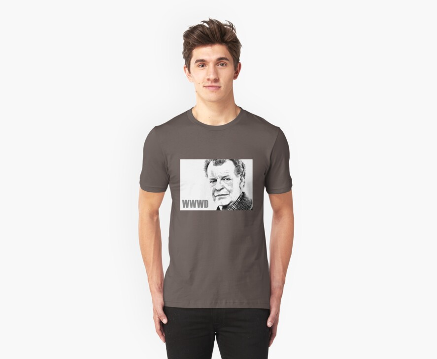 What Would Walter Do by GKdesign