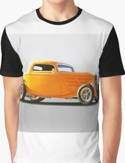 1934 Ford HiBoy Lakester Graphic T-Shirt
