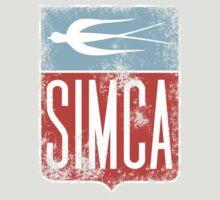 Vintage Simca old bird emblem T-Shirt