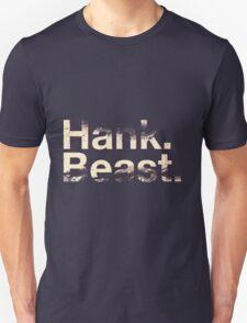 Hank.Beast. T-Shirt