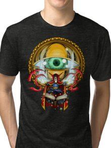Doctor Strange in the Agamotto Eye Tri-blend T-Shirt
