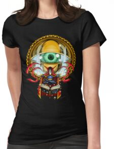 Doctor Strange in the Agamotto Eye Womens Fitted T-Shirt