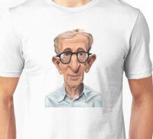 Celebrity Sunday - Woody Allen Unisex T-Shirt