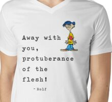 Rolf Mens V-Neck T-Shirt