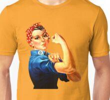 Rosie propaganda icon Unisex T-Shirt