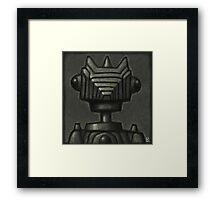 Linobot 55 Framed Print