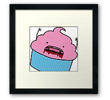 I Love CupCake! Framed Print