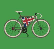 Love Bike, Love Britain Kids Tee