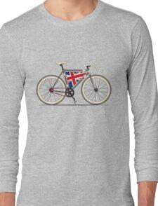 Love Bike, Love Britain Long Sleeve T-Shirt