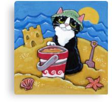 Beach Holiday Canvas Print