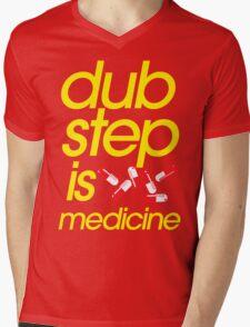 Dubstep Is Medicine (part II) Mens V-Neck T-Shirt
