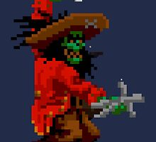LeChuck (Monkey Island) by themasrix