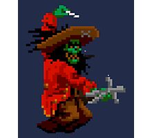 LeChuck (Monkey Island) Photographic Print