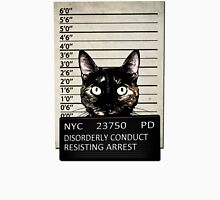 Kitty Mugshot Unisex T-Shirt