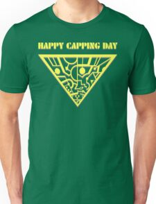 Happy Capping Day (The Tripods) Unisex T-Shirt