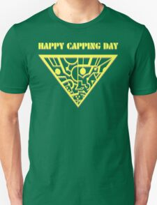 Happy Capping Day (The Tripods) T-Shirt