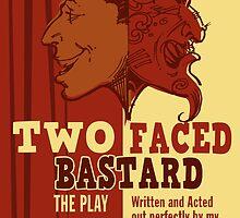 Two Faced Bastard Boyfriend by watchkevcreate