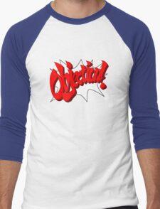 Objection! Men's Baseball ¾ T-Shirt